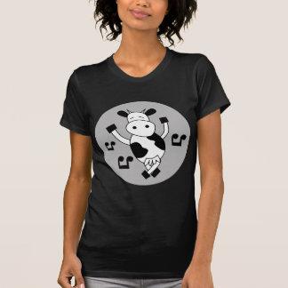 DancingCow4 Camisetas