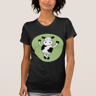 DancingCow6 Camisetas