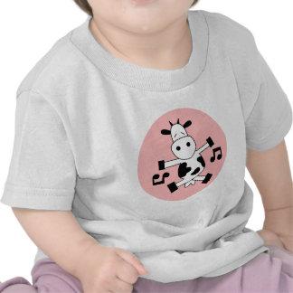DancingCow9 Camiseta