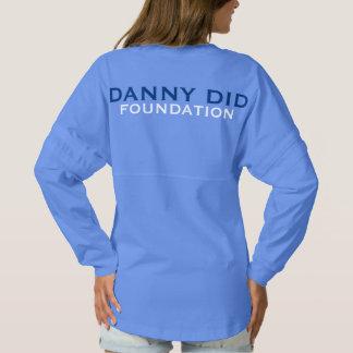Danny hizo el jersey del alcohol - bígaro