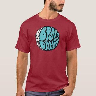 Daño cerebral camiseta