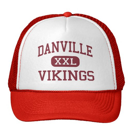 Danville - Vikingos - altos - Danville Illinois Gorro