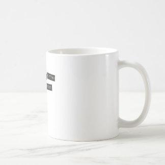 Danza al ritmo de la turba taza de café