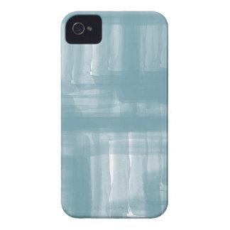 Danza azul iPhone 4 Case-Mate fundas