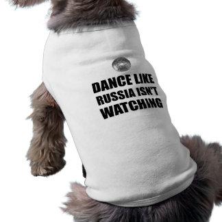 Danza como Rusia que no mira