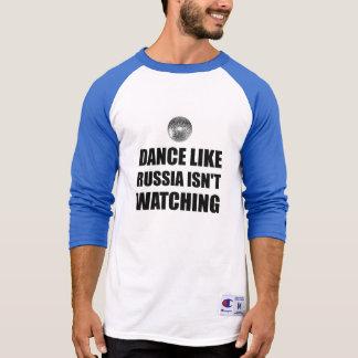 Danza como Rusia que no mira Camiseta