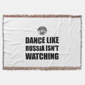Danza como Rusia que no mira Manta