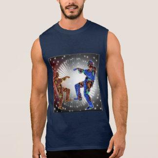 DANZA de la luna del ZOMBI Camisetas