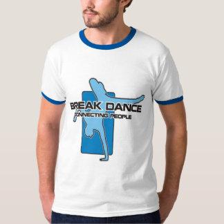 danza de rotura camisetas