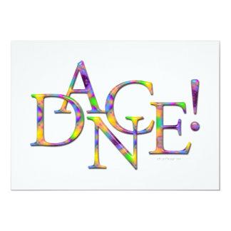 ¡Danza! Decreto (del teñido anudado) o invitación