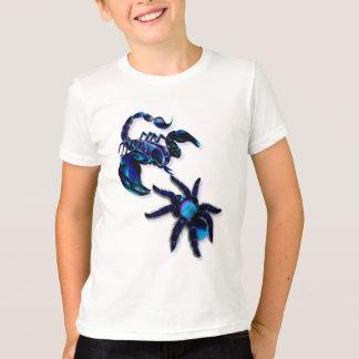 Danza del camisetas de los arácnidos