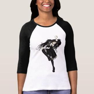 Danza del piano camisetas