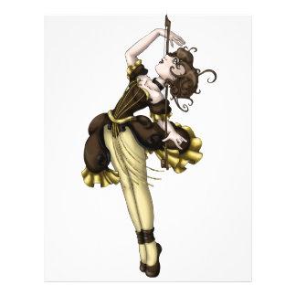 Danza del violoncelo folleto 21,6 x 28 cm