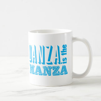 Danza es el Manza Taza De Café