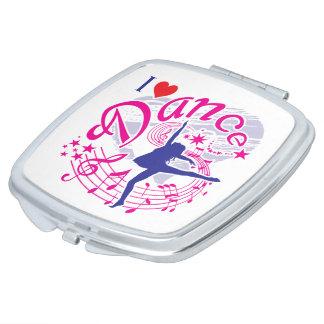 Danza Espejo Maquillaje
