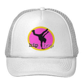 Danza - gorra rosado de Hip Hop