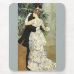 Danza por Renoir, arte de la ciudad del Tapetes De Ratón