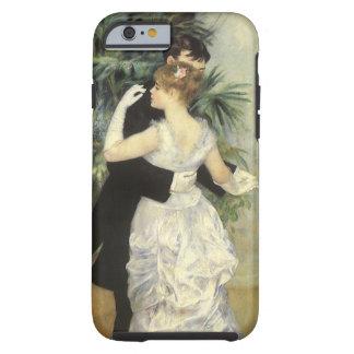Danza por Renoir, arte de la ciudad del Funda De iPhone 6 Tough