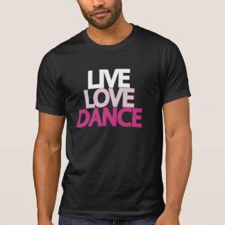 Danza viva del amor camiseta