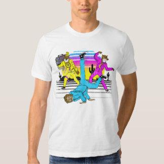Danzas de rotura camiseta