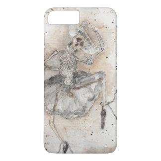 danzas del esqueleto del ballet funda iPhone 7 plus