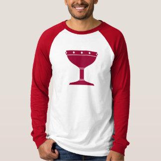 DAoC Albion - camiseta del raglán de los hombres