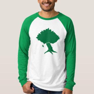 DAoC Hibernia - camiseta del raglán de los hombres