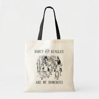 Darcy y la bolsa de asas de Jane Austen de los
