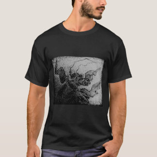 Darkrai de la camiseta de la oscuridad
