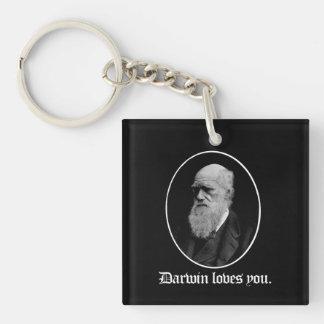 Darwin le ama - evolución del equipo - - llavero