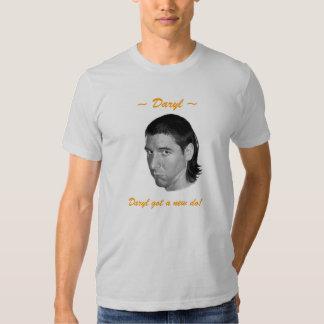 ¡Daryl consiguió un nuevo hace! Camisetas