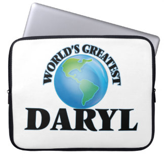Daryl más grande del mundo fundas portátiles