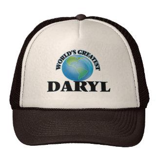 Daryl más grande del mundo gorro