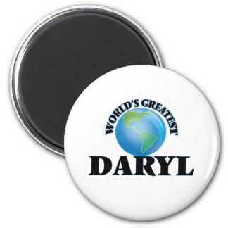 Daryl más grande del mundo imán para frigorífico