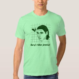 Daryl monta Jetskis Camiseta