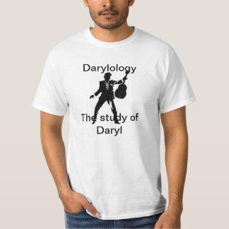Darylology - el estudio de Daryl Camisetas