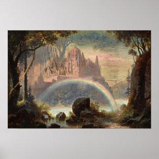 Das Rheingold de Richard Wagner Póster