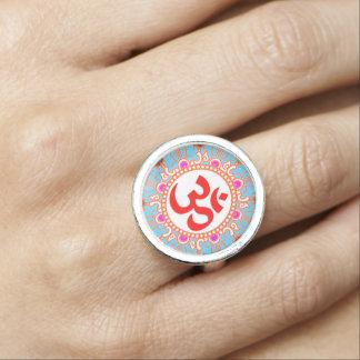 Datación romántica nvn245 del amor del mantra de anillos