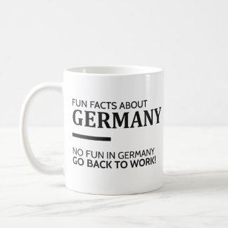 Datos divertidos sobre la taza de café de Alemania