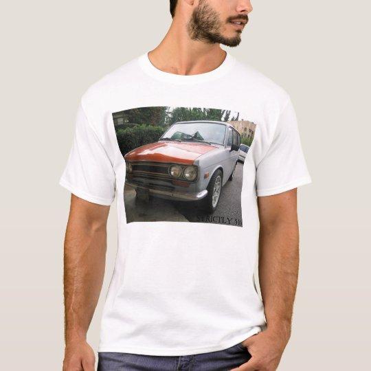datsun 510 camiseta