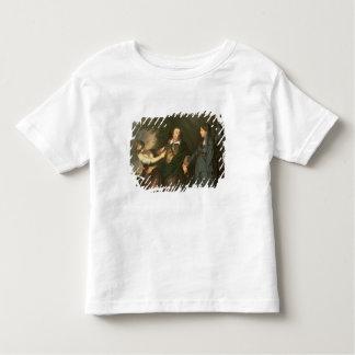 David Garrick entre las musas de la tragedia Camiseta De Niño