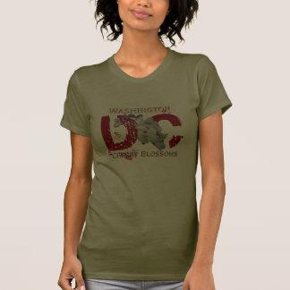 DC en el rojo (DK) Camiseta
