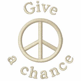 Dé a paz una oportunidad