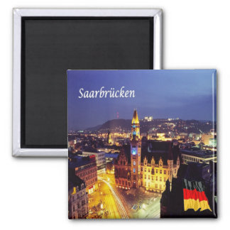 DE - Alemania - Saarbrücken Imán