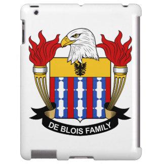 De Blois Family Crest