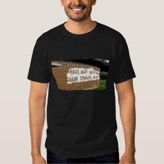 De Brickwaller de la roca camiseta hacia fuera