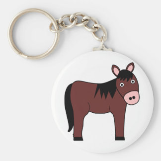 De caballo, de caballo llavero redondo tipo chapa