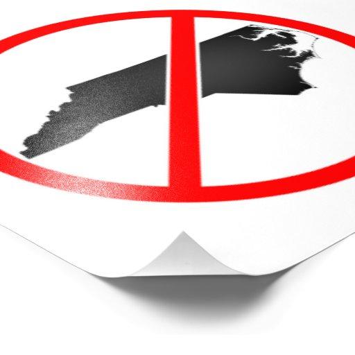 De Carolina del Norte de la cruz símbolo hacia fue Impresiones Fotograficas