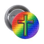 De Colores Button Pins