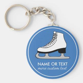 De encargo nombre del patinador del equipo del llavero